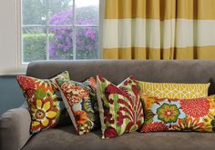 Design Pretty Pillows