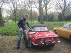 Fiat Spider 1970 en Joris