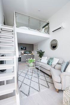 Дом размером меньше квартиры в Швеции (33 кв. м) | Пуфик - блог о дизайне интерьера