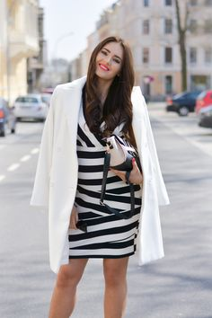 http://thestylish.pl/2015/04/nude-and-white/