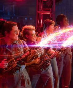You have to see the new Ghostbusters movie