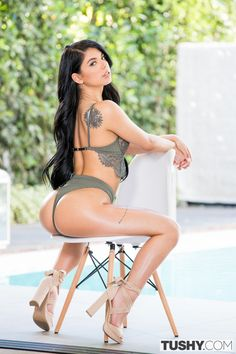Pictorial: Gina Valentina in Shopping for Anal (Tushy, Gina Valentina, Big Butt, Pretty Girls, Bikinis, Swimwear, Hot Girls, Curves, Most Beautiful, Thong Bikini