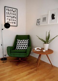 Mid Century Modern Living Room Decor Ideas 10