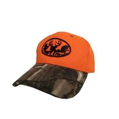 044f05766fbd9 Realtree Blaze with Camo Hat Wildlife Silloutte Hat