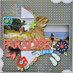 Paradise, LYB, splash collection, nicely done..