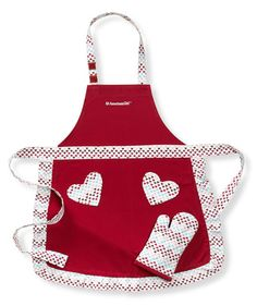40 Creative Valentine's Day Ideas for Her - Valentine's Days / Valentinstag Diy Sewing Projects, Sewing Hacks, Sewing Crafts, Creative Valentines Day Ideas, Valentines Gifts For Her, Cute Aprons, Sewing Aprons, Baking With Kids, Apron Designs
