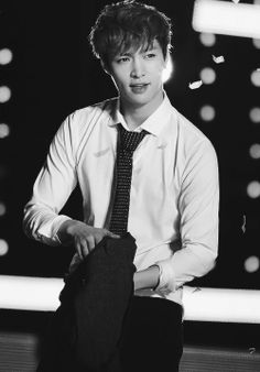 Just Lay's /DIMPLE/ makes me cry like a baby. Imagine what his whole does to me DEMMIT. - Lay of EXO-M