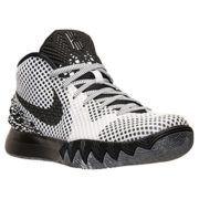 Nike Kyrie 1 BHM White Black Dark Grey www.nbafaniam.com