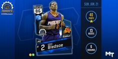 Eric Bledsoe stacked career high 40 points while dishing 13 dimes and 6 rebounds
