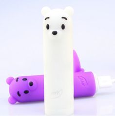 Promotional Gift Cute Bear Mobile Power Bank 5V 2600mAh on Made-in-China.com