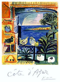 French Riviera Picasso