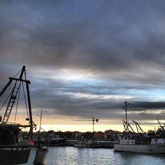 Il riposo dei pescatori a Marina di #Ravenna #racineravenna Foto di rudyshecat