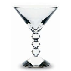 Shop Vega Martini Glasses, Set of Two from Baccarat at Horchow, where you'll find new lower shipping on hundreds of home furnishings and gifts. Vegas, Martini Set, Baccarat Crystal, France Art, Ceramic Plates, Drinkware, Barware, Sculptures, Crystals