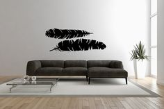 Wall Decal Feathers Nature Navajo Native by WallStarGraphics, $50.00