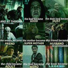 Harry Potter is amazing!