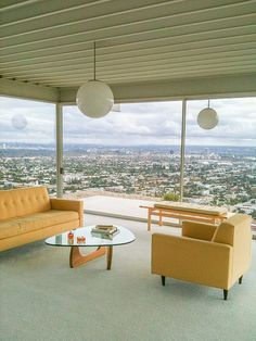 An Iconic View Of Los Angeles The Stahl House