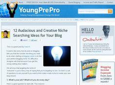 12 Creative Ways to Find Your Blogging Niche