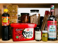 The Asian-Food Revolution: Food + Drinks : 5 must haves asian ingredients in pantry