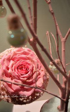 Mariage Hivernal Rose Quartz Atelier Lukas Fleuriste Portneuf Québec