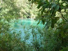 Riñihue, río San Pedro