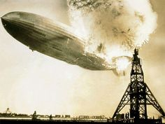 The Hindenburg disaster took place on Thursday, May 6, 1937, as the German passenger airship caught fire and was destroyed during its attempt to  dock with its mooring mast at the Lakehurst Naval Air Station in New Jersey. Of the 97 people on board, there were 36 fatalities including one death among the ground crew.