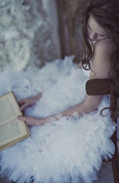 She dreamed of the day when her fairy tale came true...