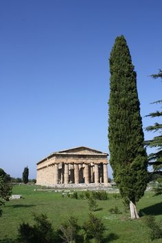 Greece in Italy - Paestum, Salerno
