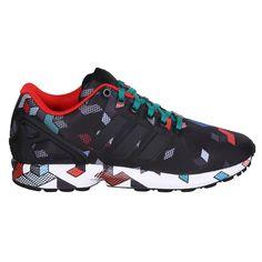 We love colours  New @HoodBoyz    adidas Originals Sneakers Zx Flux  ➡ http://www.hoodboyz.co.uk/product/p165659_adidas-shoe-zx-flux-low-sneaker-black-multicolored.html