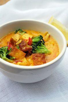 Other Recipes, Veggie Recipes, Vegetarian Recipes, Healthy Recipes, Veggie Food, Food Food, Tofu Curry, Warm Food, Hot Pot