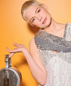 Michelle Williams photographed by Angela Lewin - ( October 26, 2017)