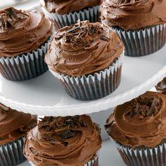 Devilishly Delicious Chocolate Cupcakes (Easy; 14 cupcakes)