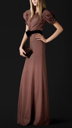 burberry cutaway dress - Google Search
