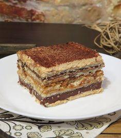 Polish Recipes, Polish Food, Mousse Cake, Secret Recipe, Sponge Cake, Tiramisu, Ale, Cheesecake, Cooking Recipes