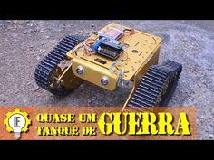 Quase um tanque de guerra! - YouTube