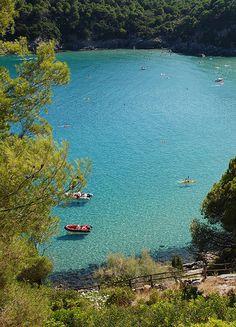 Fetovaia Beach, Elba Island, Tuscany, Italy