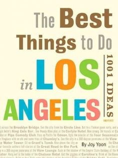 The definitive guide for tourists and locals alike, this comprehensive guidebook draws on a lifetime of local experience for 1001 great things to do in Los Angeles. Probably more than any other major