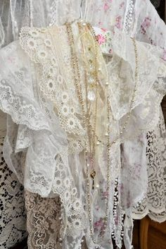Lovely lace  ♥♥