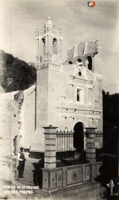 Fotos de Puebla, Puebla, México: Templo de La Soledad