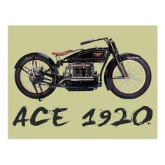Ace 1920 postcard   bicycle quotes funny, dirt track racing quotes, jet ski quotes #rideslow #bikersofindia #superbikeofig, 4th of july party