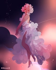 Queen Of The Clouds | Vicki Tsai