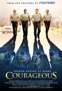 Courageous.  Awesome Movie.  Every Dad should see this!