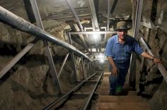 Pictures: Secret Tunnel Uncovered in Pharaoh's Tomb