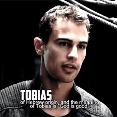 Is it really? He's not really that good... More of an anti-hero. But he IS a GOD... A god of sexy ~Divergent~ ~Insurgent~ ~Allegiant~