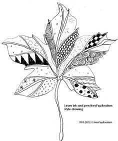 Curriculum, Core Syllabus Grades 1-5, NeoPopRealism ink pen/ pattern drawing: Curriculum. Core Syllabus 3rd GRADE ART: NeoPopRealism ink pen pattern drawing