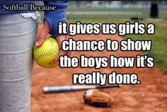 Motivational softball quotes, girls softball quotes, softball memes, so Softball Memes, Girls Softball, Fastpitch Softball, Softball Players, Volleyball, Softball Stuff, Softball Things, Softball Cheers, Softball Problems
