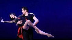 Robbie Fairchild and Leanne Cope - American in Paris