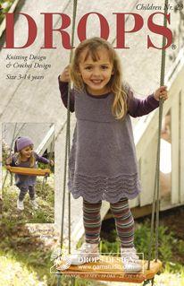 DROPS Children Kataloger ~ DROPS Design