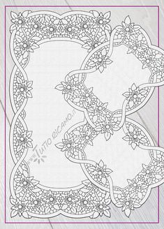 TuttoRicamo.it, Ricamo ed Intaglio a Barcellona Cutwork Embroidery, Hand Embroidery Flowers, Hand Embroidery Stitches, Modern Embroidery, Vintage Embroidery, Embroidery Techniques, Embroidery Patterns, Whole Cloth Quilts, Lacemaking