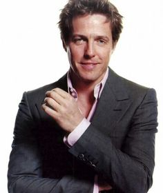 Hugh Grant- can't think of which of his characters I like the most.  Daniel Cleaver and Prime Minister David are at the top of the list