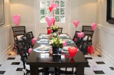 Marie-Chantal Blog - Valentine's Day Party #LOVEIT #MCBlog